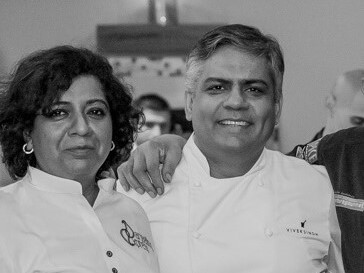 Vivek Singh and Asma Khan's Seafood Spectacular