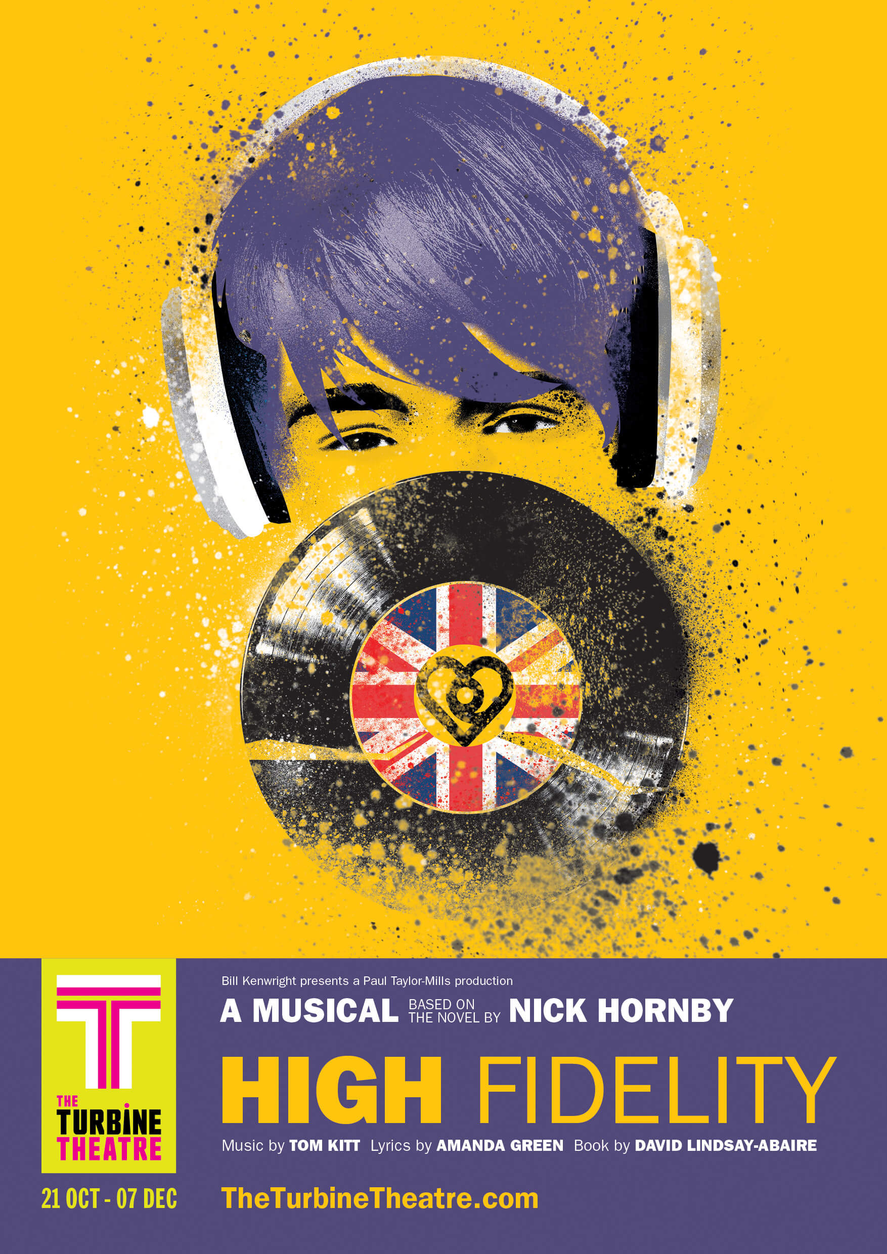 High Fidelity at The Turbine Theatre